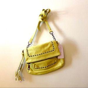 Lime Green/ Yellow NWT Jessica Simpson Crossbody
